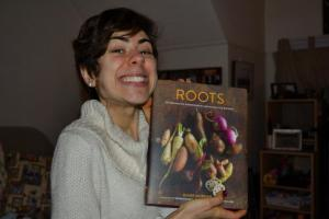 One of the many cookbooks I got, but I was REALLY excited for this one! Love root veggies!