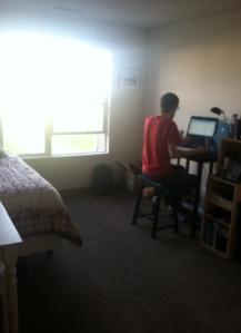 Office/guest bedroom. Hi Adam!