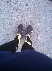 Running always helps reduce my stress!
