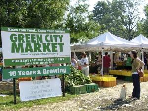 GreenCityMarket