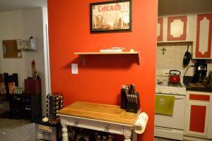 New Shelf from IKEA