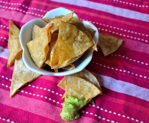 DIY: Tortilla Chips
