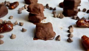 Chocolate Caramel Candy | Life Healthfully Lived