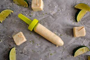 Key Lime Popsicles | Life Healthfully Lived