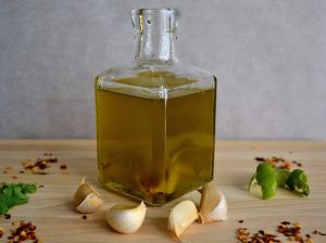 DIY Wednesday: Infused Olive Oil | Life Healthfully Lived