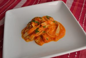 Roasted Red Pepper Sauce | Life Healthfully Lived