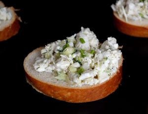 Simple Fish Salad   Life Healthfully Lived