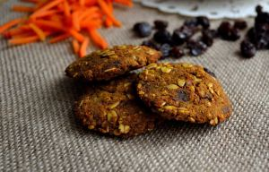 Carrot Cake Breakfast Cookie | Life Healthfully Lived