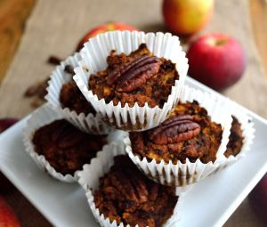 Apple-Banana Muffins | Life Healthfully Lived