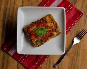 Spinach Artichoke Lasagna | Life Healthfully Lived
