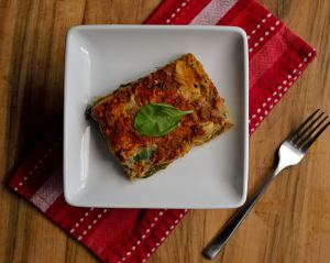 Spinach Artichoke Lasagna | Life Healthfully Lived