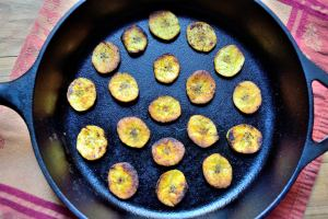 DIY Wednesday: Plantain Chips | Life Healthfully Lived