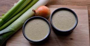 DIY Wednesday: Cream Of Celery Soup | Life Healthfully Lived