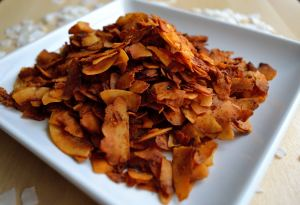 DIY Wednesday: Coconut Chips | Life Healthfully Lived