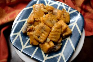 Pumpkin Gnocchi | Life Healthfully Lived