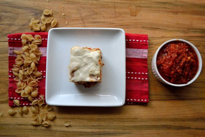 Italian Pasta Bake   Life Healthfully Lived