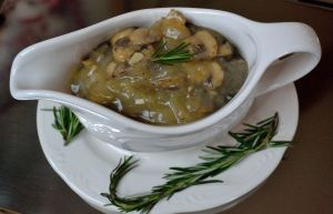 DIY Wednesday: Mushroom Gravy   Life Healthfully Lived