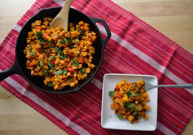 Sweet Potato Hash | Life Healthfully Lived