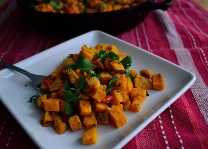 Sweet Potato Hash | Life Healthfully Lived