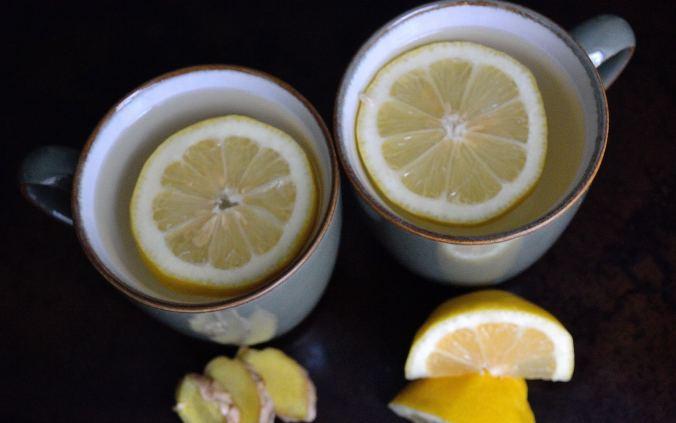 DIY: Lemon-Ginger Tea | Life Healthfully Lived