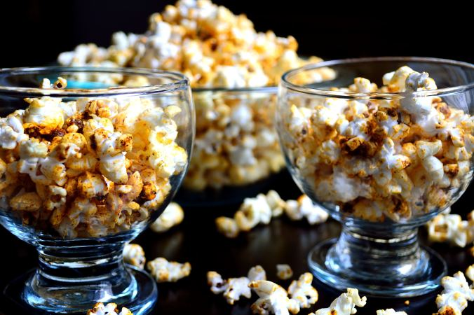 DIY Wednesday: Chili Cheese Popcorn | Life Healthfully Lived