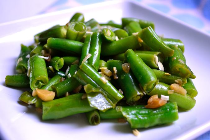 Asian-Style Green Beans | Life Healthfully Lived