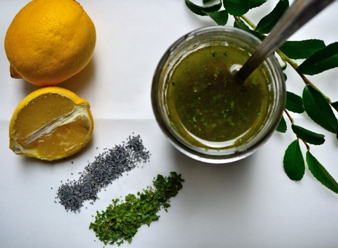 Lemon Poppyseed Dressing | Life Healthfully Lived