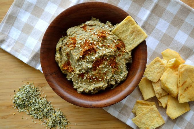 DIY Wednesday: Baba Ganoush | Life Healthfully Lived