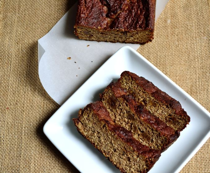 Gluten-Free Banana Bread with Avocado | Life Healthfully Lived