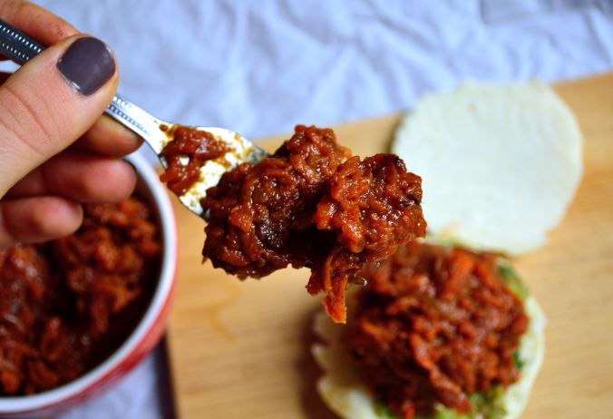 BBQ Pulled Carrot Sandwiches | Life Healthfully Lived