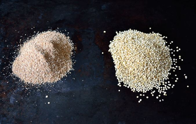 DIY Wednesday: Gluten-Free Flours | Life Healthfully Lived