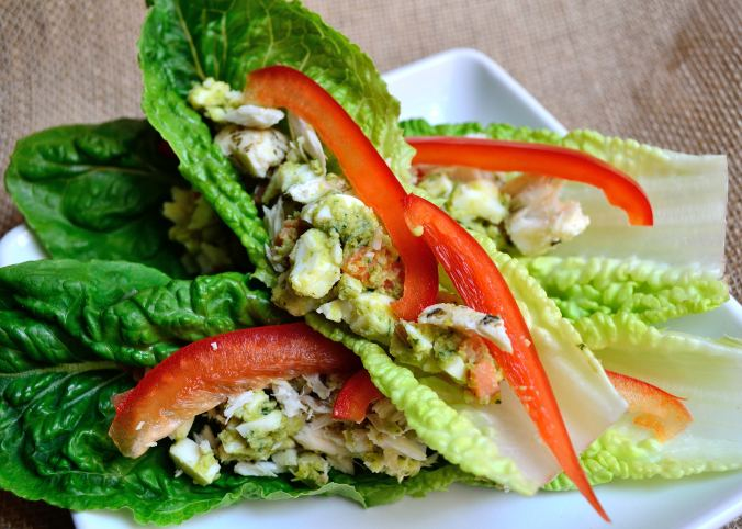 Weekday Meals: Lettuce Taco Boats | Life Healthfully Lived