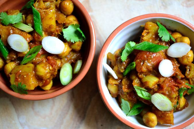 Chickpea and Yuca Curry   Life Healthfully Lived