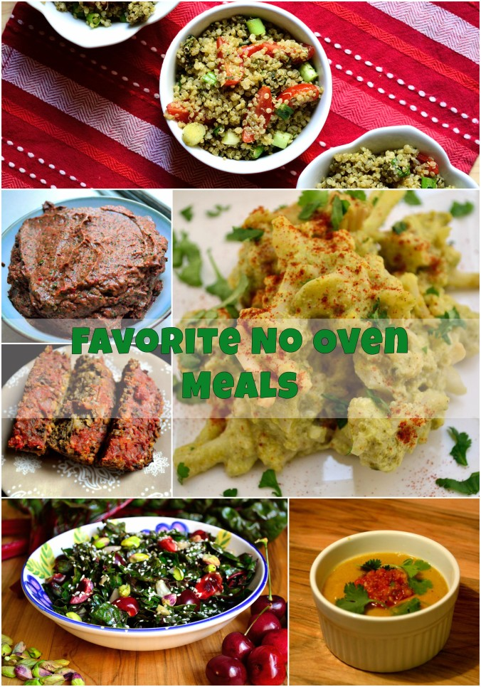 No-Oven Meals & Other Ways To Beat The Heat | Life Healthfully Lived
