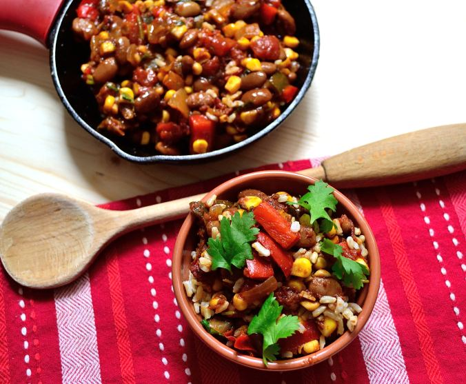 Mexican Sloppy Joes | Life Healthfully Lived