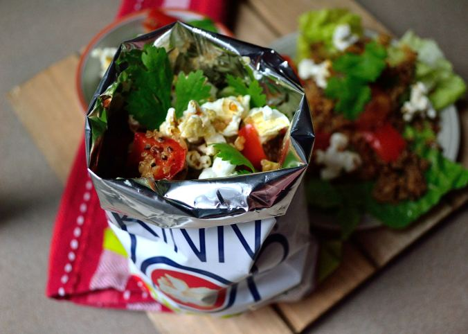 Skinny Pop Walking Tacos | Life Healthfully Lived
