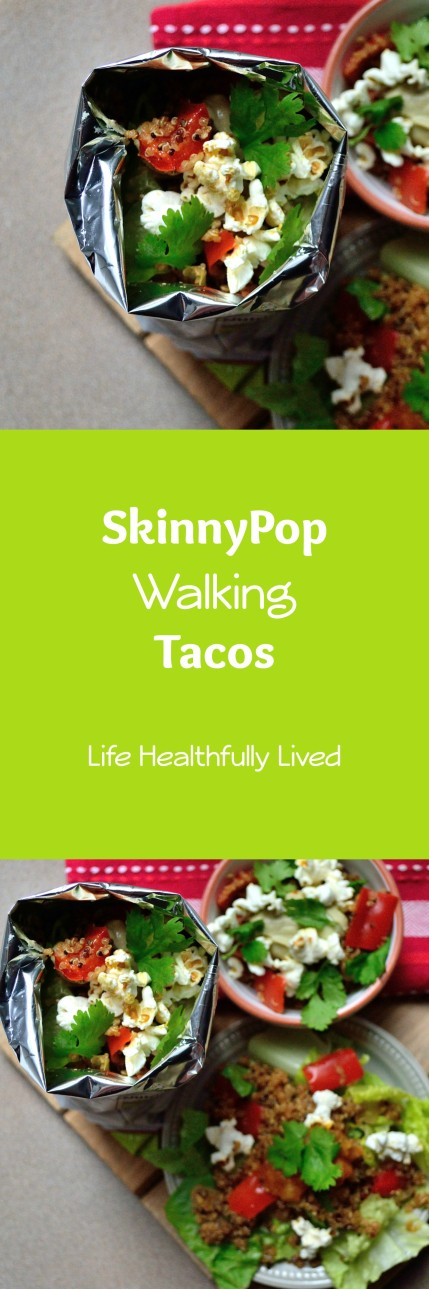 SkinnyPop Walking Tacos | Life Healthfully Lived