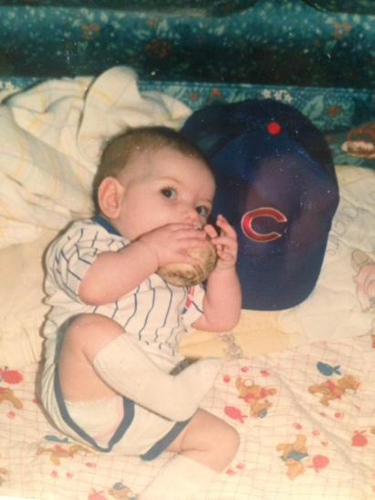 Cubs & Baseball: My Roots | Life Healthfully Lived