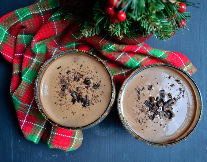 Christmas Recipes & Double Chocolate Hot Cocoa | Life Healthfully Lived