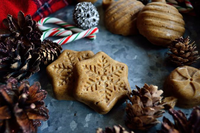 Gingerbread Candy | Life Healthfully Lived