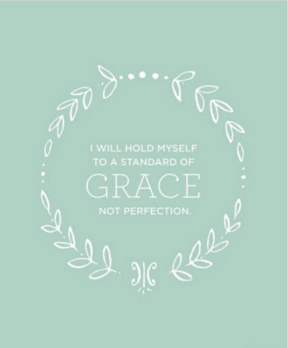 A Year Of Grace | Life Healthfully Lived