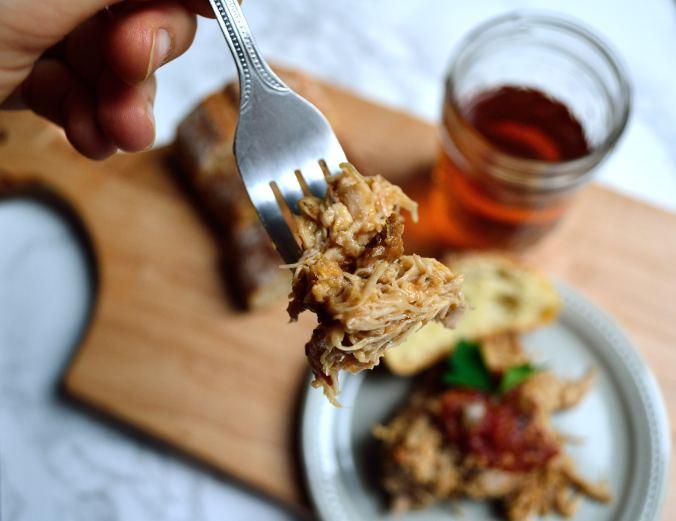 Pancetta Bourbon Chicken   Life Healthfully Lived