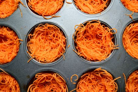 Sweet Potato Egg Nests | Life Healthfully Lived
