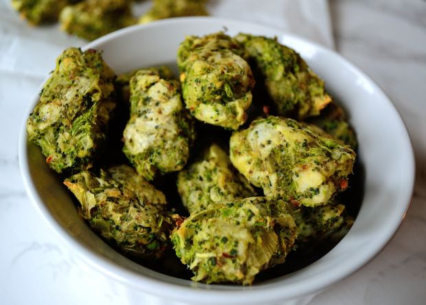 Vegetable Tots | Life Healthfully Lived