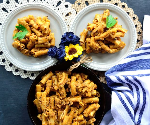Homemade Hamburger Helper | Life Healthfully Lived