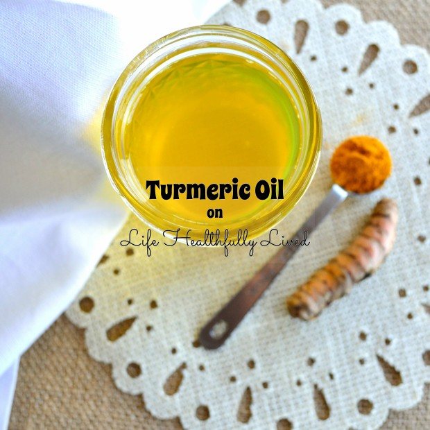 Turmeric Oil | Life Healthfully Lived