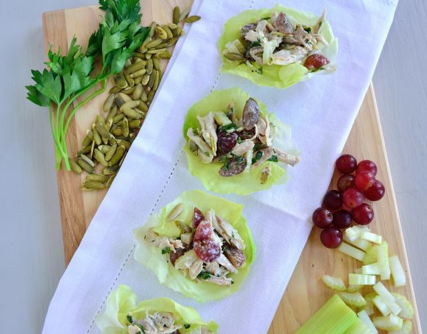 My Childhood Chicken Salad | Life Healthfully Lived