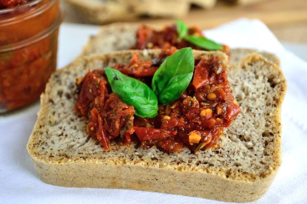 Bruschetta Jam | Life Healthfully Lived