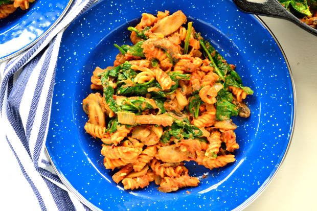 Camping Pasta | Life Healthfully Lived