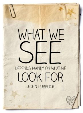 You Find What You're Looking For | Life Healthfully Lived